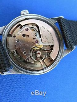 A very Rare MILITARY TISSOT BUMPER AUTOMATIC 1940'S swiss made men's watch