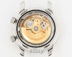 Enicar Sherpa Super Jet 1967 GMT 40mm Serviced Rare Variation in Great Condition