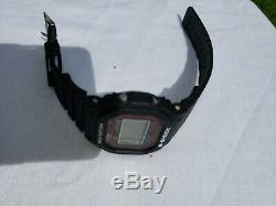 RARE 1st Generation 1983 CASIO G-Shock DW-5000C-1A (240) Japan Y low serial #