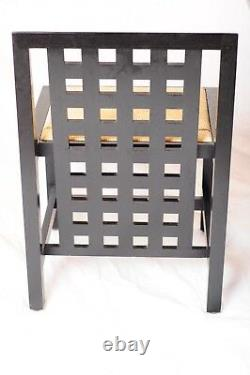 RARE Charles Rennie Mackintosh D. S. 3 DINING SET Table w chairs C. R. Arts Crafts
