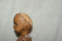 Rare 1907 15 Black Jumeau French Doll From Estate All Original