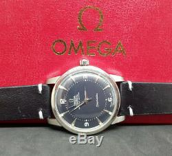 Rare Vintage Large Omega Seamaster Chronometer Cal352 Auto Man's Watch