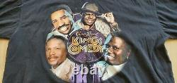 Vintage 1999 KINGS of COMEDY 90s Stand Up Comedy Tour Movie Promo XXL T-Shirt A