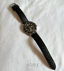 Vintage ORVEN Deluxe Rare Swiss Made 25 Jewel Automatic Diver Watch Serviced