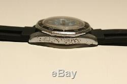 Vintage Rare Diver Style Men's Swiss Automatic Watch Marine-star (sicura)
