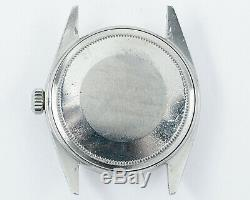 Vintage Rolex Datejust 1601 Head with RARE Beautiful BLUE Sigma Dial, Very Rare