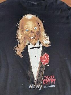 Vintage tales from the crypt shirt cronies single stitch 1994 rare