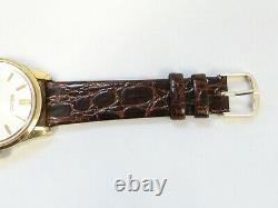 Vintage Rare! King Seiko 4402-8000 Hand-winding 25 Jewels Mens Watch From Japan